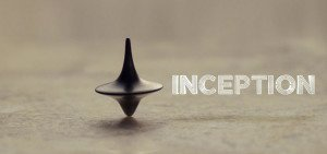 trottola di Inception film chris nolan