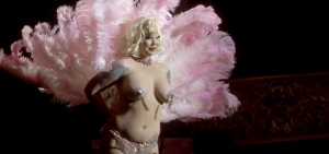 Tournée film francese sul burlesque