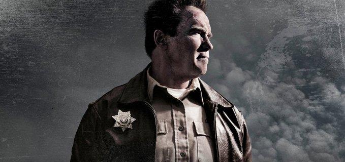 Arnold Schwarzenegger nel film The Last Stand