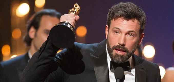 Ben Affleck vince l'Oscar col film Argo