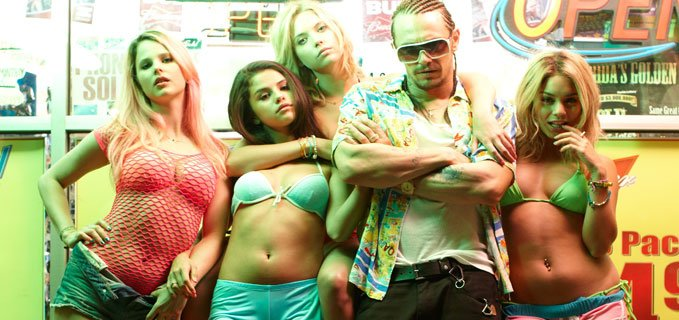 james franco nel film Spring Breakers