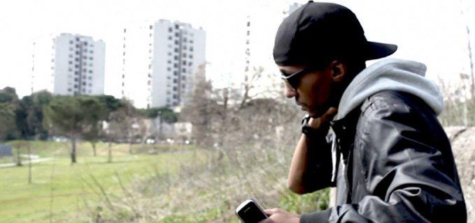 rapper nero dal film Vietato morire
