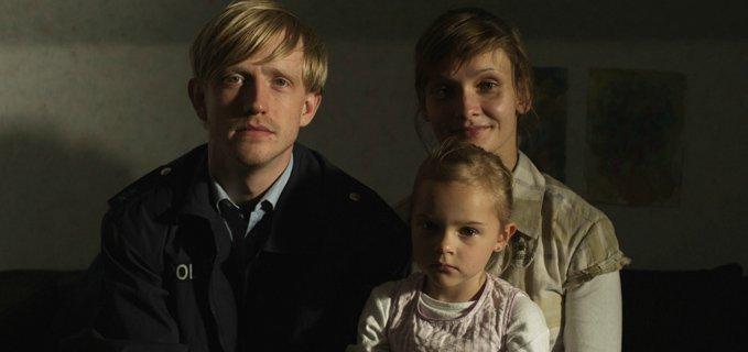 foto di famiglia dal film La moglie del poliziotto