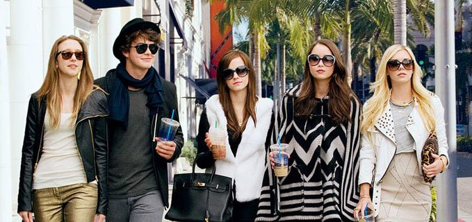 bling ring film di sofia coppola