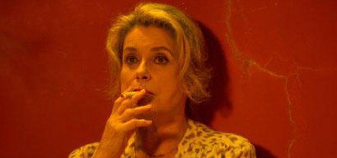 Catherine Deneuve in Elle s'en va