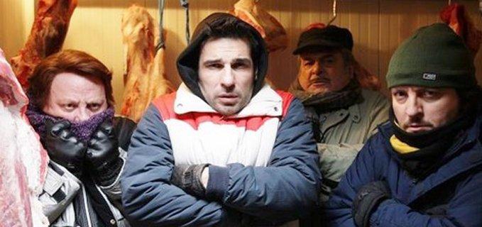 Edoardo Leo nel film La mossa del pinguino
