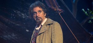 The Humbling: Al Pacino Show