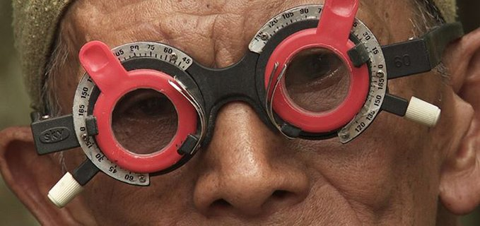 the look of silence film