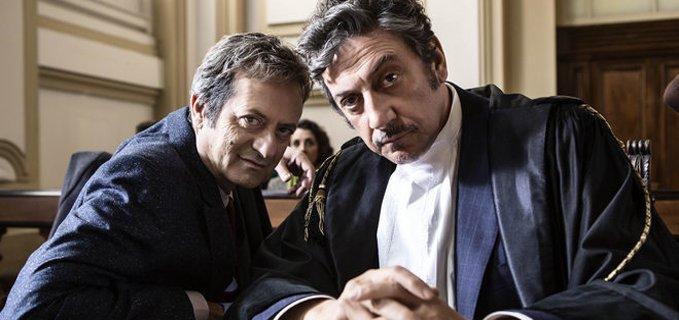 Sergio Castellitto e Rocco Papaleo film La Buca