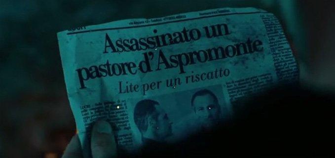 film sulla ndrangheta calabrese