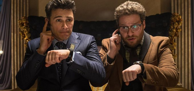the interview james franco film