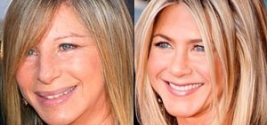 jennifer aniston e barbra streisand
