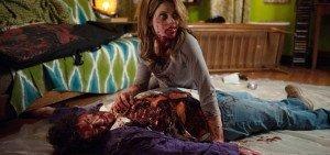 film di zombie burying the ex