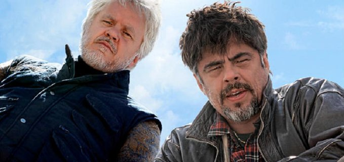 perfect day Benicio Del Toro e Tim Robbins