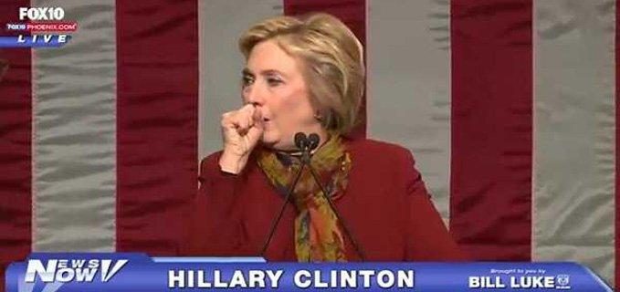 Hillary Clinton ha la polmonite? Ecco i tre sostituti ideali.