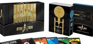 Star Trek 50 Collection: dal 28/09 il cofanetto per i 50 anni