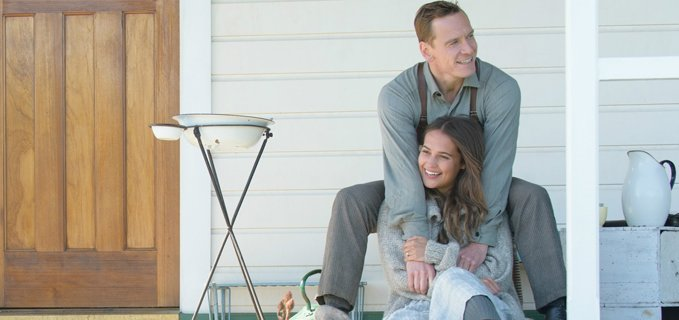 la luce sugli oceani - the light between oceans