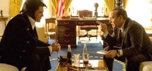 Elvis e Nixon: a little less conversation.