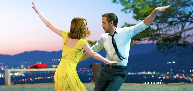 la la land film musical