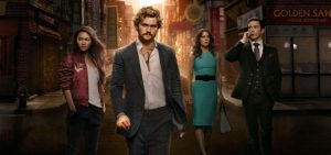 Iron fist serie tv