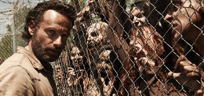 serie tv zombie the walking dead