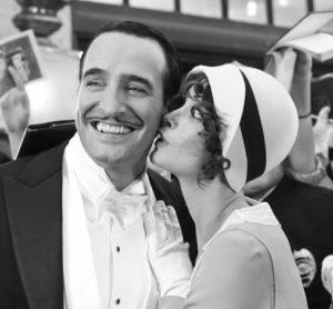 The Artist film kiss bacio