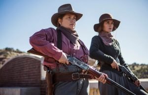 Godless serie tv netflix