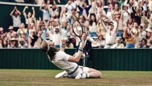 film sul tennis di Borg e McEnroe