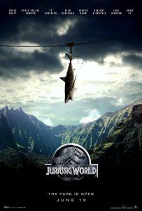 img4 jurassic world locandina con squalo