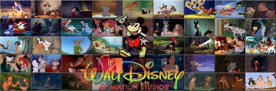 Disney programmazione natalizia dei cartoni animati
