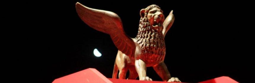 statua leone d'oro al festival di venezia