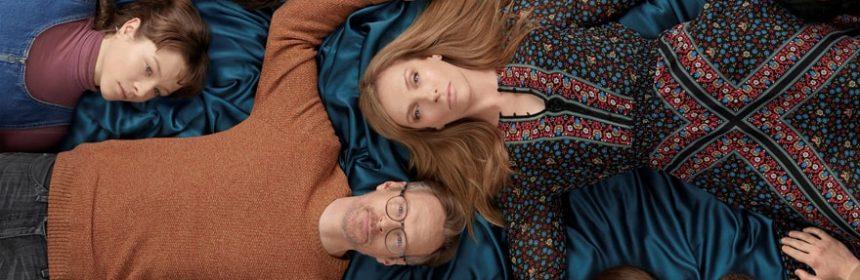 Wanderlust serie tv Netflix con Toni Collette