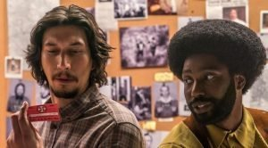 blackkklansman film di spike lee