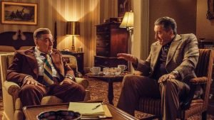 the irishman con al pacino e robert de niro