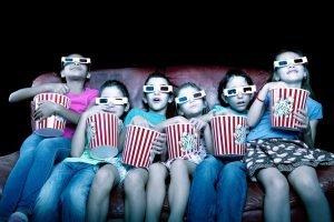 libri per bambini sul cinema