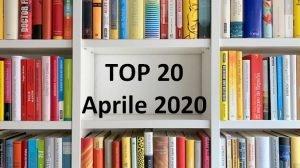 libri più venduti aprile 2020