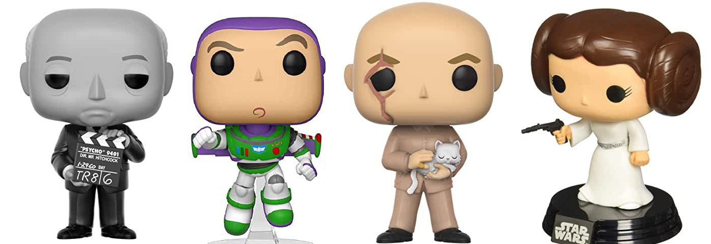 funko pop di cinema su amazon