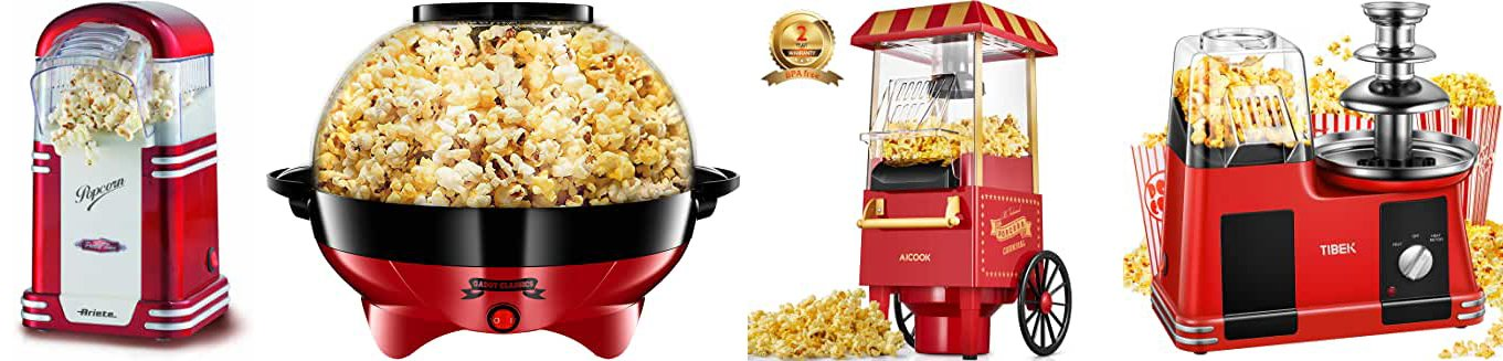 macchine popcorn su amazon
