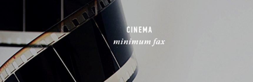minimum fax cinema