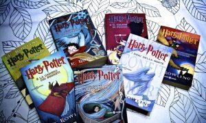 libri simili a harry potter