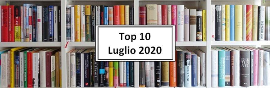 top 10 libri luglio 2020